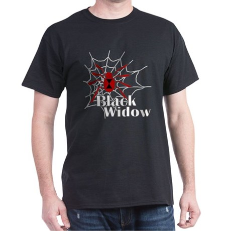 Black Widow Dark T-Shirt
