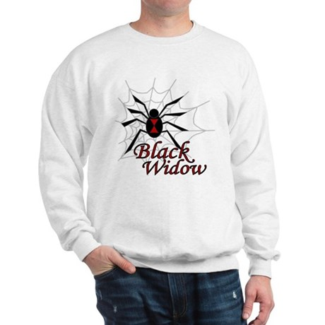 Black Widow Sweatshirt