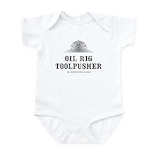 Toolpusher Infant Bodysuit
