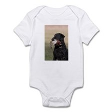 Curly Coated Retriever-6 Infant Bodysuit