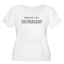 Trust me, I'm a Caveman T-Shirt