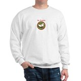 No Quacks Words Sweatshirt
