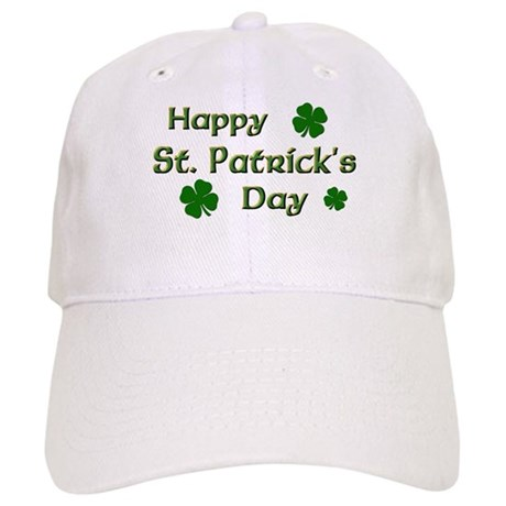 Happy St. Patrick's Day Cap