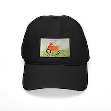 orange tractor Cap