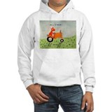 orange tractor Jumper Hoody