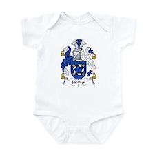 Jocelyn Family Crest Infant Bodysuit