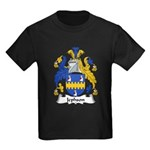 Jephson Family Crest Kids Dark T-Shirt