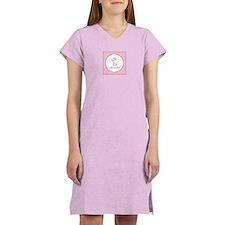 Team Pointe Pink Women's Nightshirt