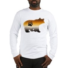 BEAR PRIDE FURRY BEAR 2 Long Sleeve T-Shirt