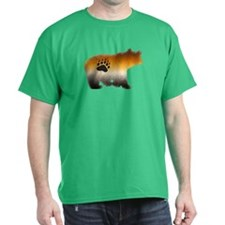 BEAR PRIDE FURRY BEAR 2 T-Shirt