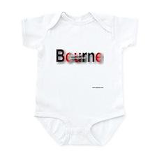 Bournetarget Infant Bodysuit