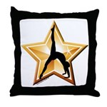 Gymnastics Pillow - Star