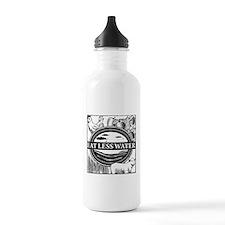 Eat Less Water Water Bottle