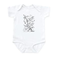 Ancient Waters Infant Bodysuit