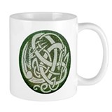 Celtic Heron Mug