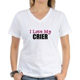 I Love My CRIER Shirt