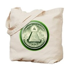 The U.S. Great Seal - front & back - Tote Bag