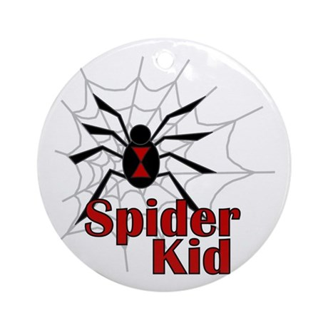 Spider Kid Ornament (Round)