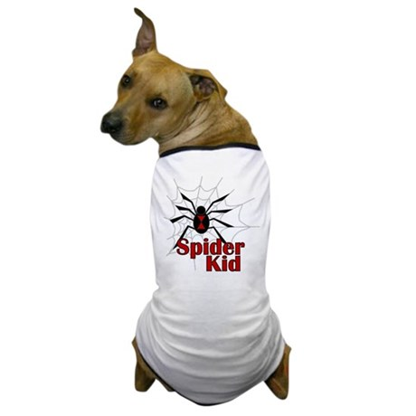 Spider Kid Dog T-Shirt