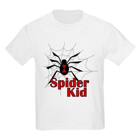Spider Kid Kids Light T-Shirt