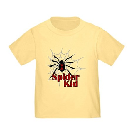 Spider Kid Toddler T-Shirt