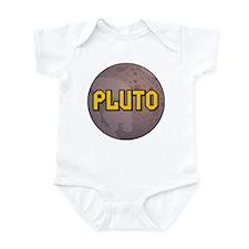 Pluto Planet Infant Bodysuit