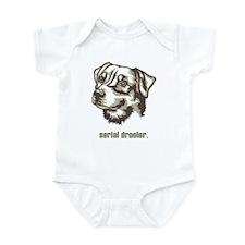 Appenzeller Sennenhunde Infant Bodysuit