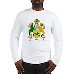 Inge Family Crest Long Sleeve T-Shirt