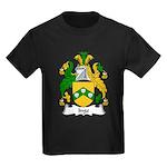 Inge Family Crest Kids Dark T-Shirt