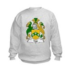 Inge Family Crest Kids Sweatshirt