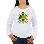 Inge Family Crest Women's Long Sleeve T-Shirt