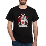 Hurst Family Crest Dark T-Shirt