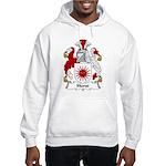 Hurst Family Crest Hooded Sweatshirt