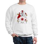 Hurst Family Crest Sweatshirt