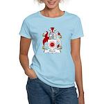 Hurst Family Crest Women's Light T-Shirt