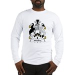 Huntley Family Crest Long Sleeve T-Shirt