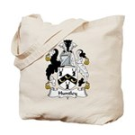 Huntley Family Crest Tote Bag