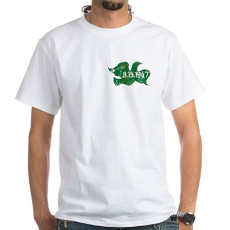 Independence Dove White T-Shirt