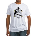Hoyle Family Crest Fitted T-Shirt