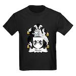 Hoyle Family Crest Kids Dark T-Shirt
