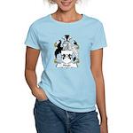 Hoyle Family Crest Women's Light T-Shirt