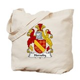 Hornsby Family Crest Tote Bag
