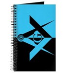 Masonic Rectangle - Night to Light Journal