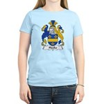 Hooke Family Crest Women's Light T-Shirt