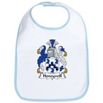 Honeywill Family Crest Bib