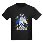 Honeywill Family Crest Kids Dark T-Shirt