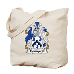 Honeywill Family Crest Tote Bag