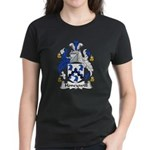 Honeywill Family Crest Women's Dark T-Shirt