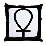 Anht Throw Pillow