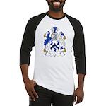 Honeywell Family Crest Baseball Jersey